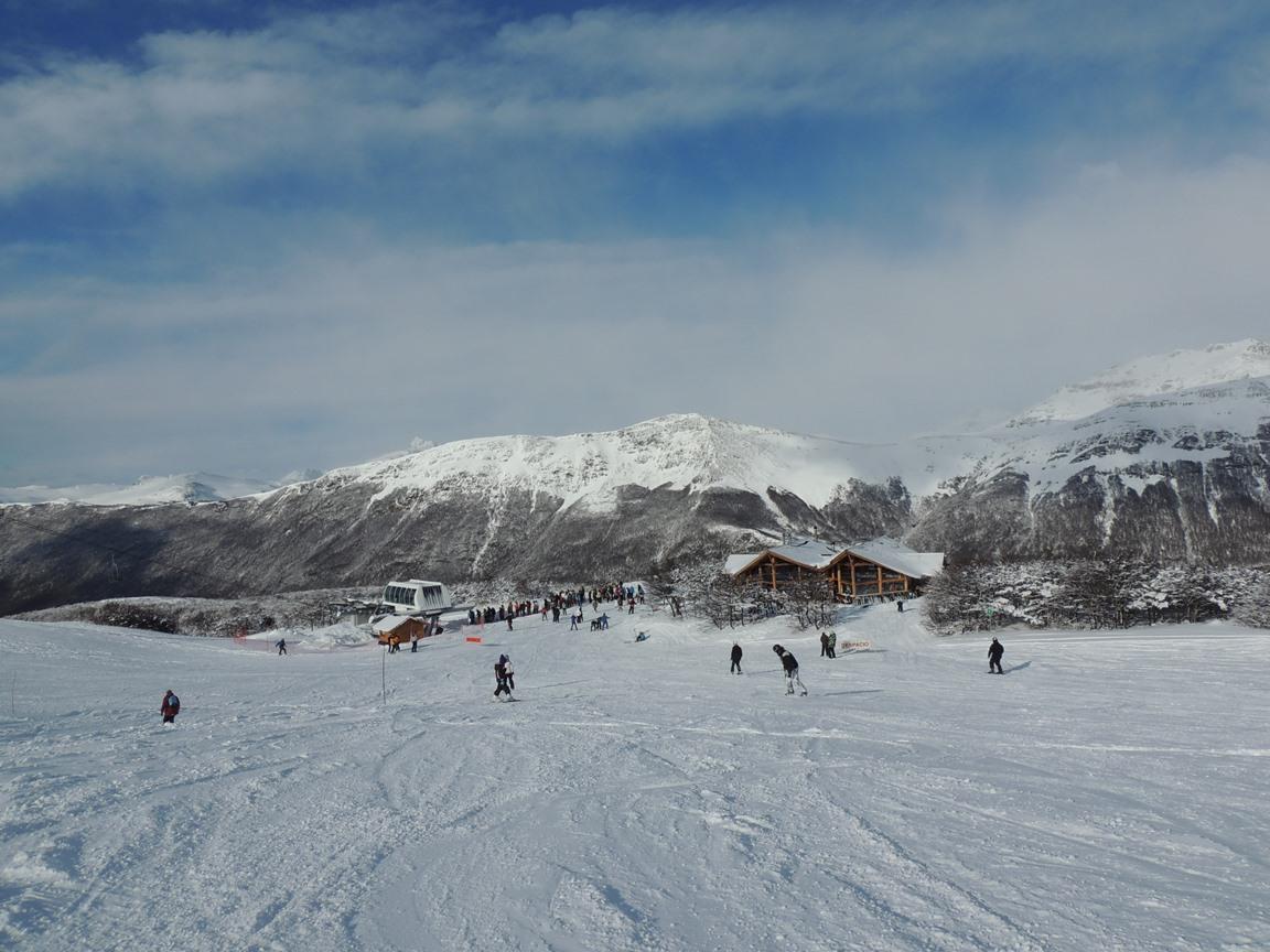 Hostal Malvinas - Ushuaia - Informacion turistica invierno deportes de nieve