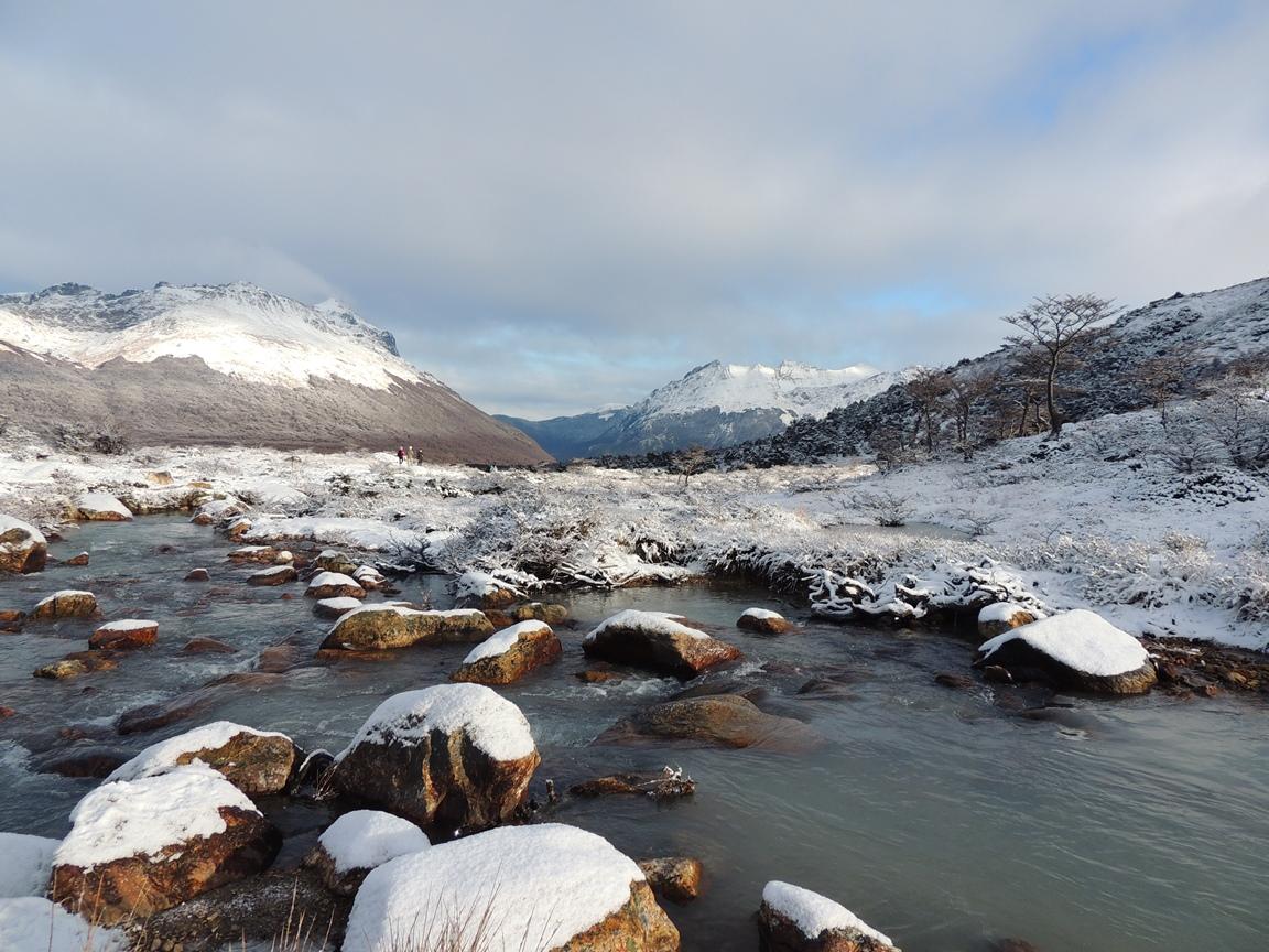 Hostal Malvinas - Ushuaia - Informacion turistica invierno